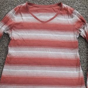 Sonoma Long Sleeved Striped T